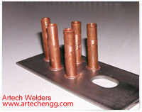 Compreessor Copper Tube Welding