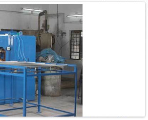 Stiffener Welding Machine