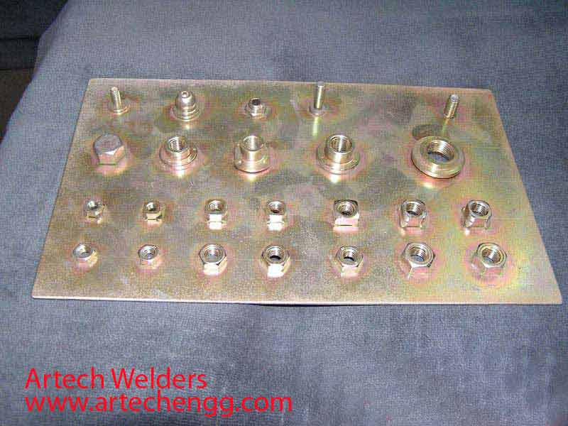Artech Welders Private Limited Components Made By